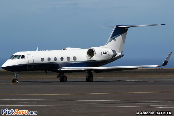 Gulfstream Aerospace G-IV Gulfstream IV (Publiservicios Aereos SA)