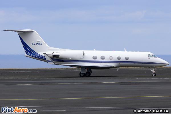 Gulfstream Aerospace G-1159 Gulfstream G-III (Aerodiplomatic S.A.)