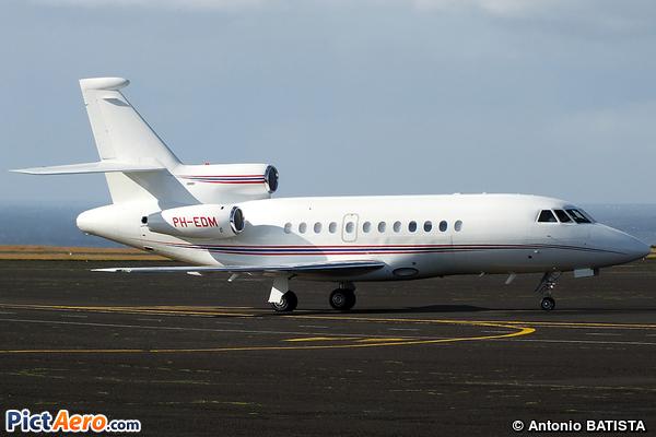 Dassault Falcon 900C (Jet Management Europe)