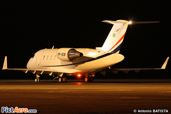 Canadair CL-600-2B16 Challenger 605 (Untitled)