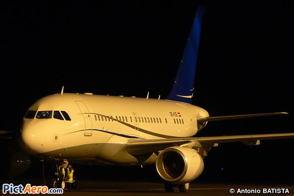 Airbus A318-112/CJ Elite (Private / Privé)