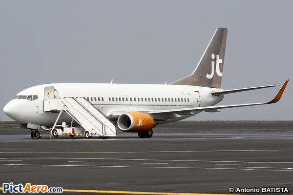 Boeing 737-3Y0/WL (Jettime)