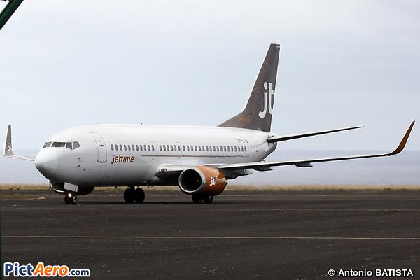 Boeing 737-3Y0 (Jettime)