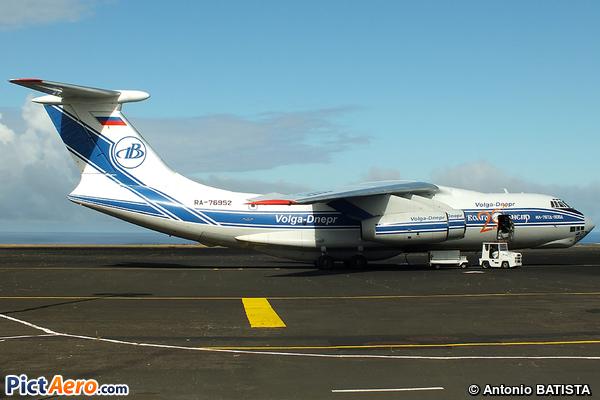 Ilyushin IL-76TD (Volga Dnepr Airlines)