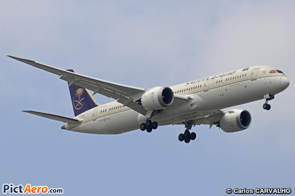 Boeing 787-9 Dreamliner (Saudi Arabian Airlines)