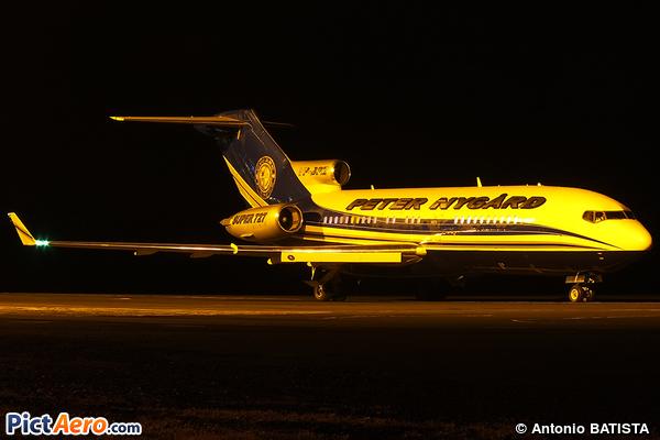 Boeing 727-17 (Private / Privé)