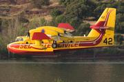 Canadair CL-415 (F-ZBEU)
