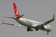 Boeing 737-8 Max (TC-LCJ)