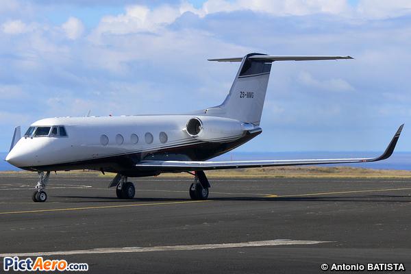 Gulsftream Aerospace G-1159 Gulstream G-II/SP (Gemini Moon Trading 439 Ltd.)