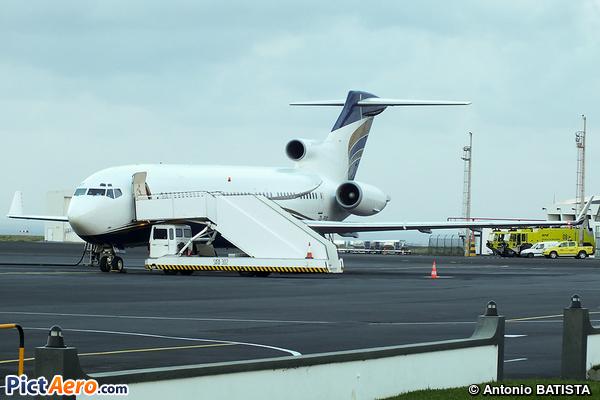 Boeing 727-2N6(Adv) (Paramount Logistics)