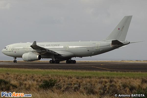 Airbus A330-243/MRTT (United Kingdom - Royal Air Force (RAF))