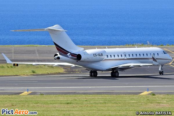 Bombardier BD-700-1A10 Global 6000 (NetJets Transportes Aereos)