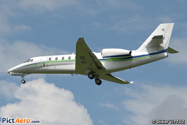 Cessna 680 Citation Sovereign (Travel Service)
