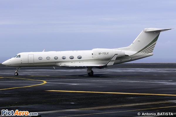 Gulfstream Aerospace G-IV X (G450) (Overseas operations LTD)
