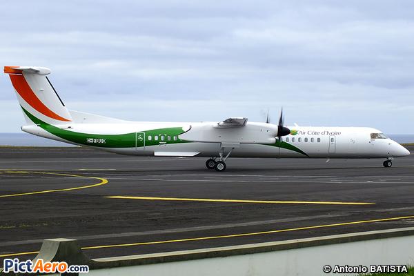 Bombardier Dash8-Q402 (Air Côte d'Ivoire)