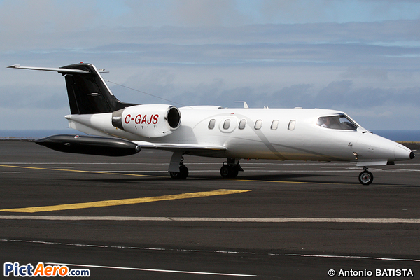 Bombardier Learjet 35A (Canadian Global Air Ambulance)
