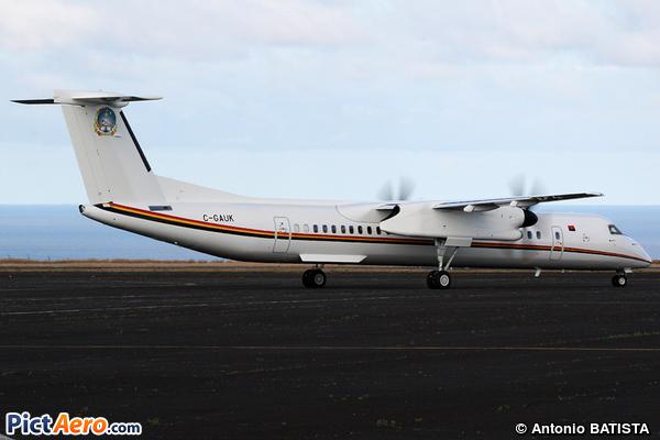 Bombardier Dash 8-Q402 (Angola - Government)