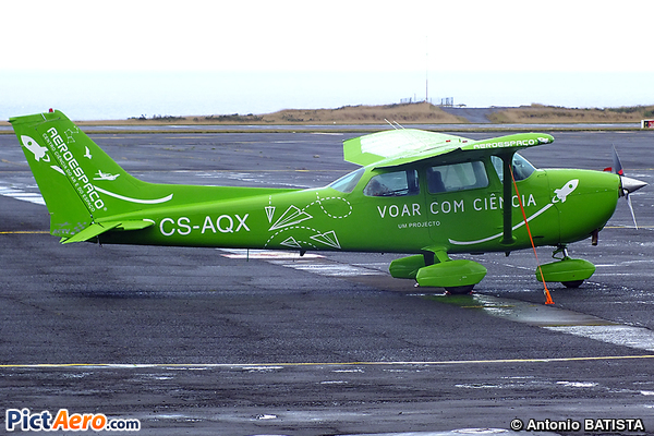 Cessna 172N Skyhawk II (Aero Club de Torres Vedras (ACTV))