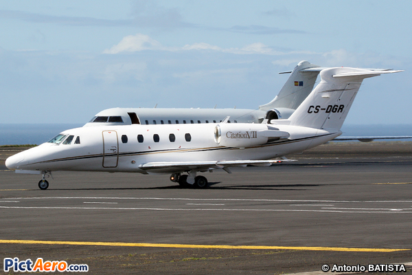 Cessna 650 Citation VII (AirJetSul)