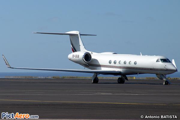 Gulfstream Aerospace G-V Gulfstream V (NetJets Europe)