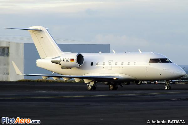 Bombardier CL-600-2B16 Challenger 604 (FAI Rent-a-jet)