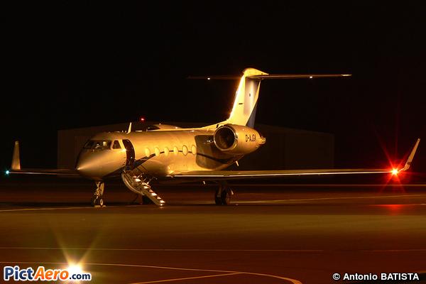 Gulfstream Aerospace G-IV Gulftream IV SP (Windrose Air)