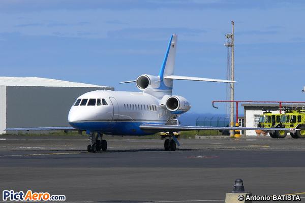 Dassault Falcon 900EX (Privé)