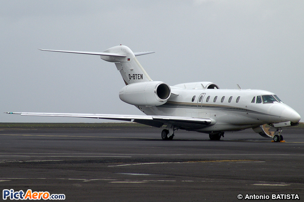 Cessna 750 Citation X (ACM Air Charter)