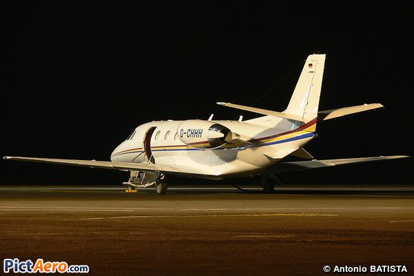 Cessna 560XL Citation XLS (Augusta Air)