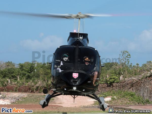 Bell 505 Jet Ranger X (Urban Air Indonesia )