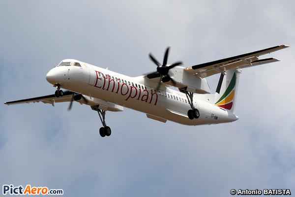 De Havilland Canada DHC-8-402Q Dash 8 (Ethiopian Airlines)