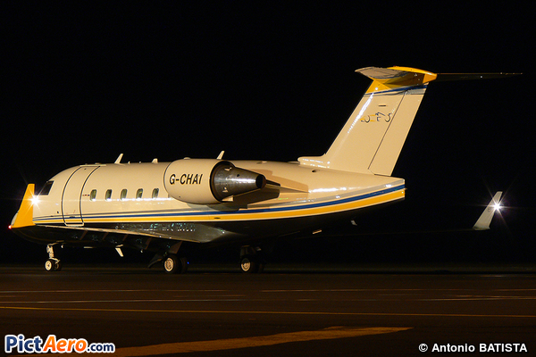 Canadair CL-600-2B16 Challenger 601-3R (Hangar 8)