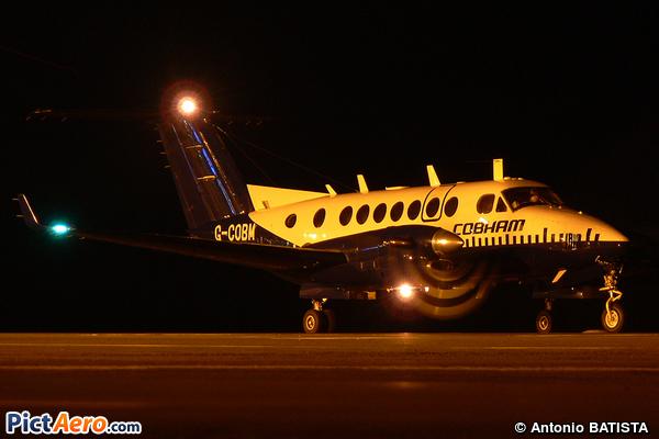Beech Super King Air 350 (Cobham Flight Inspection Ltd.)