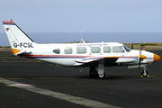 Piper PA-31-350 Navajo Chieftain (G-FCSL)