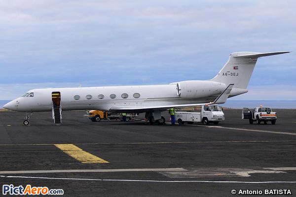 Gulfstream Aerospace G-V Gulfstream V (Dana Executive Jets)