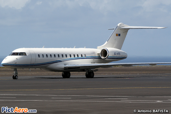 Bombardier BD-700 1A10 Global Express XRS (Jet Personales SA)