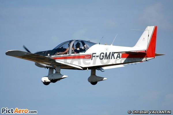 Robin HR 200-120 B (Aéroclub Auvergne - Aulnat)