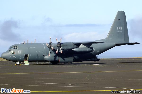 Lockheed C-130H Hercules (L-382) (Canada - Air Force)