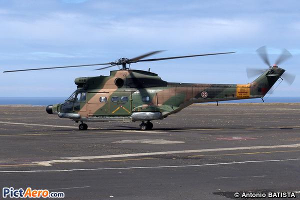 Aerospatiale SA 330L Puma (Portugal - Air Force)