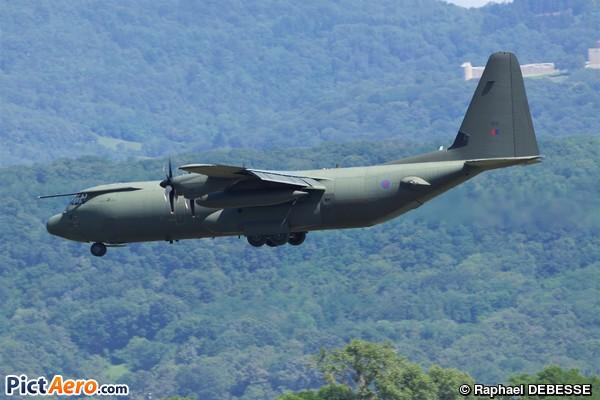 Lockheed C-130J-30 Super Hercules C4 (Royal Air Force)
