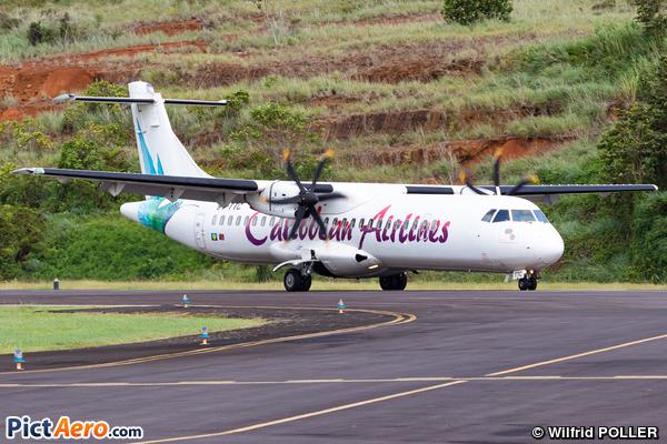 ATR 72-212A  (Caribbean Airlines)