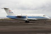 Canadair CL-600-2B16 Challenger 604 (HB-JRQ)