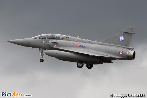 Dassault Mirage 2000B (DGA-EV)
