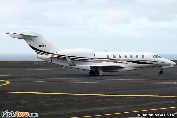 Cessna 750 Citation X (Private / Privé)