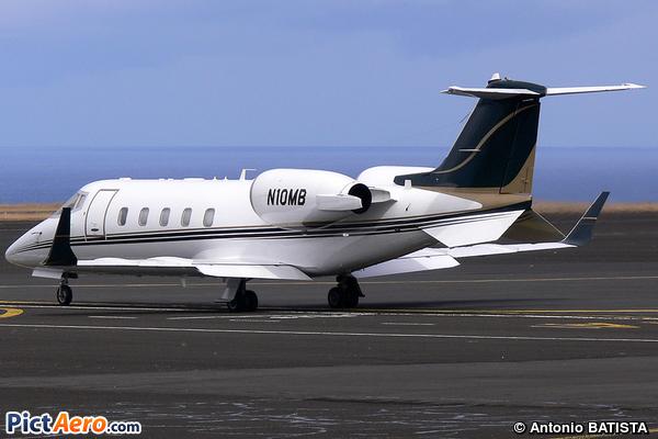 Learjet 60 (Private / Privé)