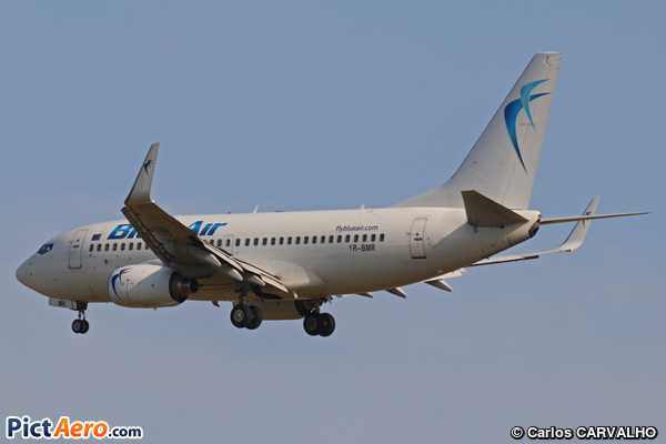 Boeing 737-7K2/WL (Blue Air)