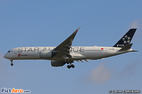Airbus A350-941 (Air China)