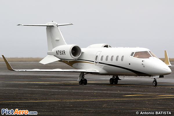 Learjet 60XR (Global Flight)
