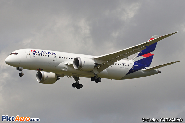 Boeing 787-8 Dreamliner (LATAM Airlines Chile)