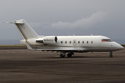 Bombardier CL-600-2B16 Challenger 604